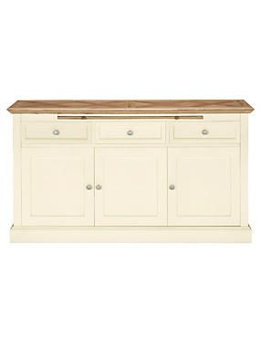 Greenwich 3-Door Sideboard  sc 1 st  Pinterest & Greenwich 3-Door Sideboard | Dining room | Pinterest | Sideboard ...