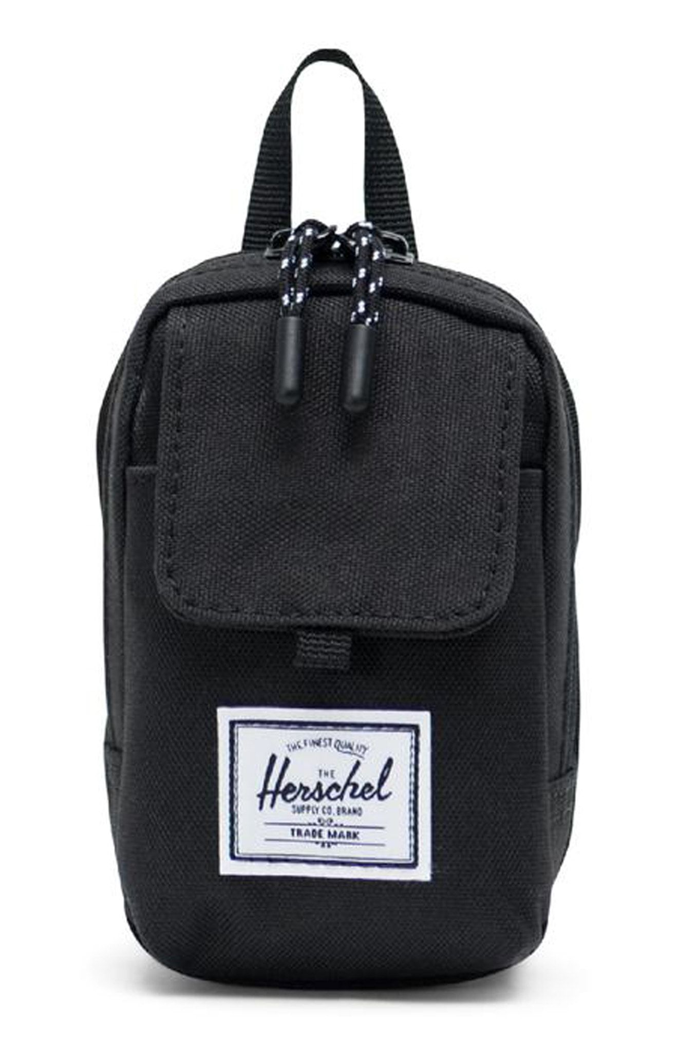 1aef502d6b97 HERSCHEL SUPPLY CO. SMALL FORM SHOULDER BAG - BLACK. #herschelsupplyco. # bags #shoulder bags