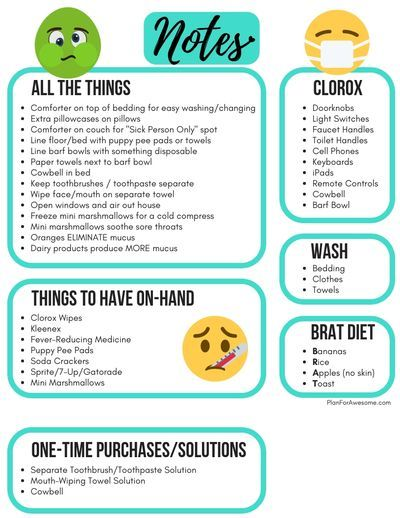 11 Absolutely Genius Mom Hacks for Taking Care of Sick Kids