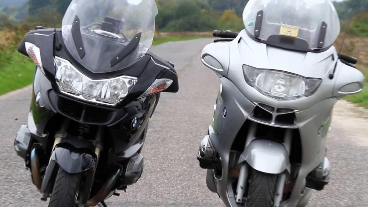 bmw r1200rt vs r1150rt old vs new v told bmw r1200rt bike [ 1280 x 720 Pixel ]
