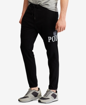 POLO RALPH LAUREN MEN S BIG   TALL JERSEY TRACK PANTS.  poloralphlauren   cloth   677878118