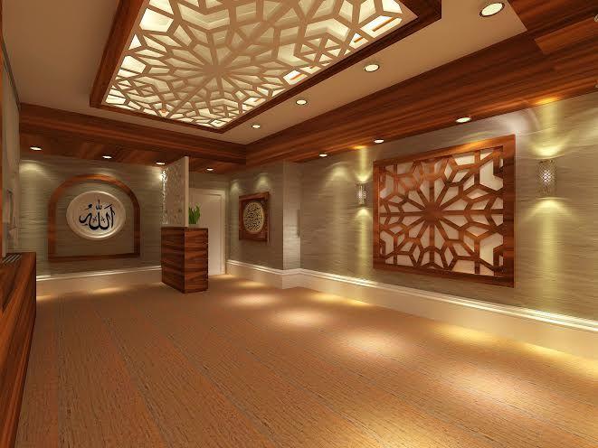 Mescit Tasarım Mescit Dekorasyonu Design Masjid Masjid