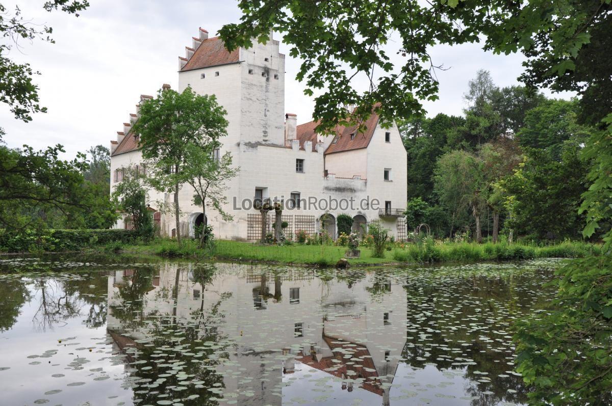 Location In Reichertshausen Mieten Wasserschloss Lr2048 Burg Schloss Location