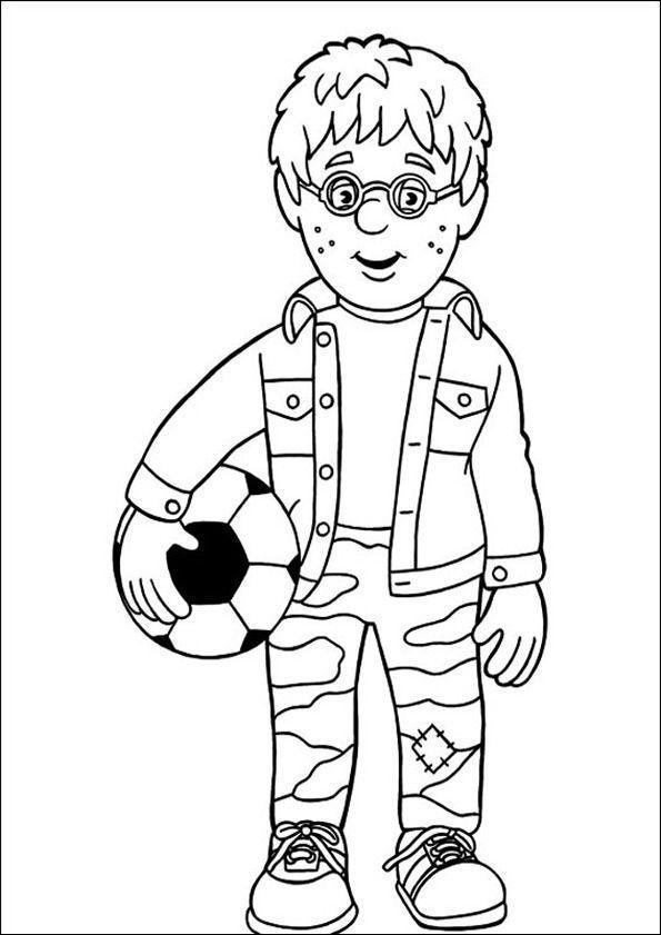 feuerwehrmann sam zum drucken 31  fireman sam cartoon