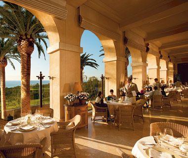 Resort At Pelican Hill Newport Coast Ca