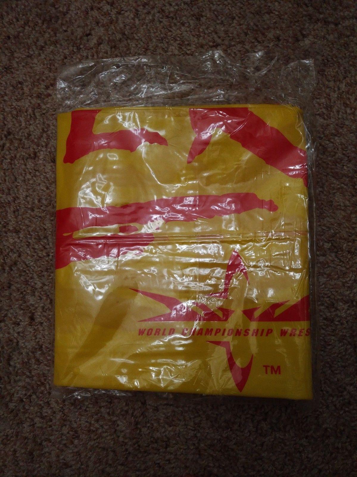 2c9788d415 WCW Hulk Hogan Inflatable Raft PPV Promo Wrestling WWF WWE Great American  Bash (eBay Link)