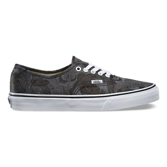 Vans Authentic - Waxed Canvas Sale Online