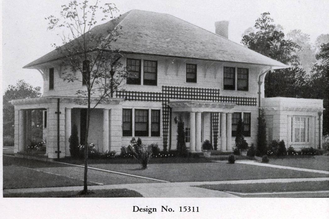 Radford Artistic Homes Design No 15311 House Design House Styles Home