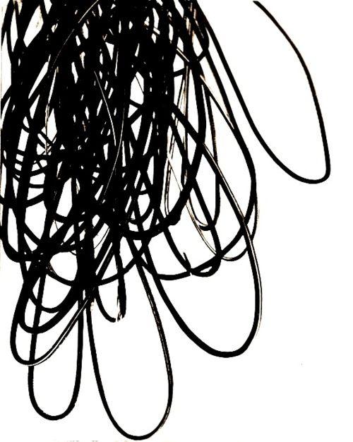 'searching' minimalist art etching