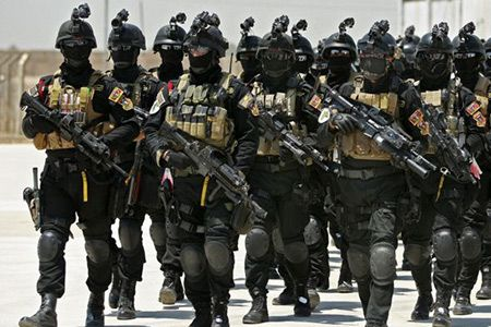 top 10 special forces