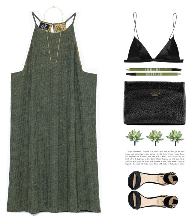"""""""// focus · on · me //"""" by oriahh ❤ liked on Polyvore featuring Zara, T By Alexander Wang, Lindsey Adelman, Acne Studios, Lord & Berry, Rihanna For River Island and polyvoreeditorial"""