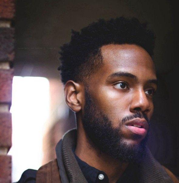 Catalogue coupe de cheveux homme afro