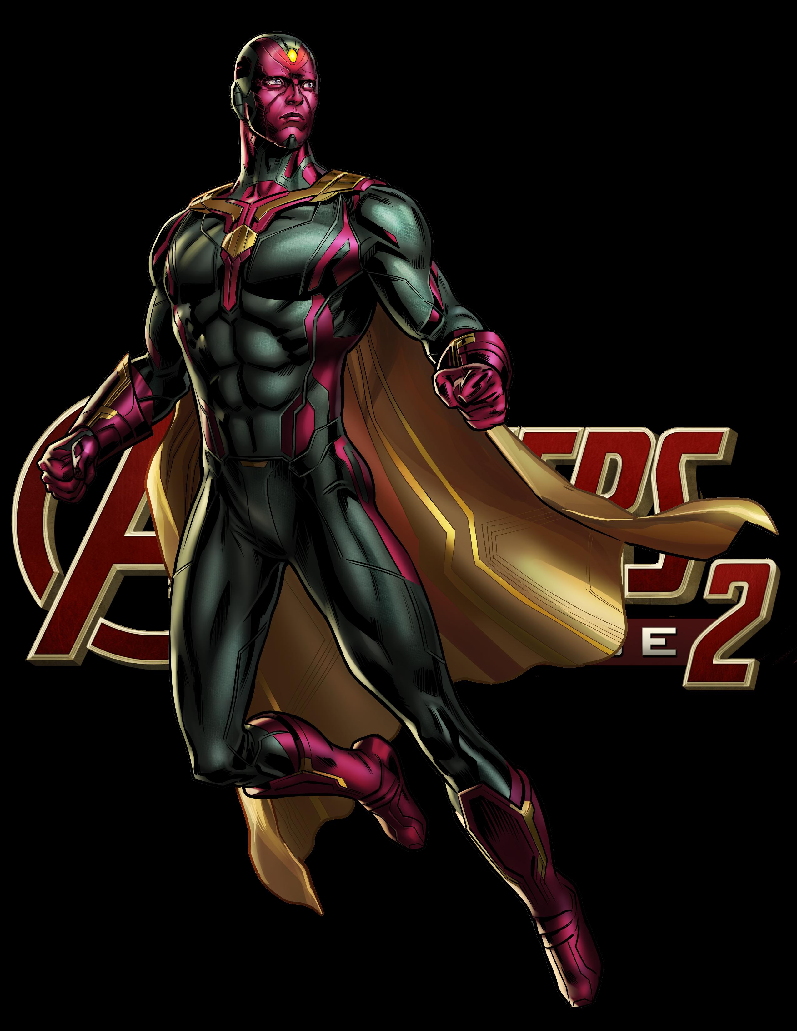 Vision Marvel Avengers Alliance 2