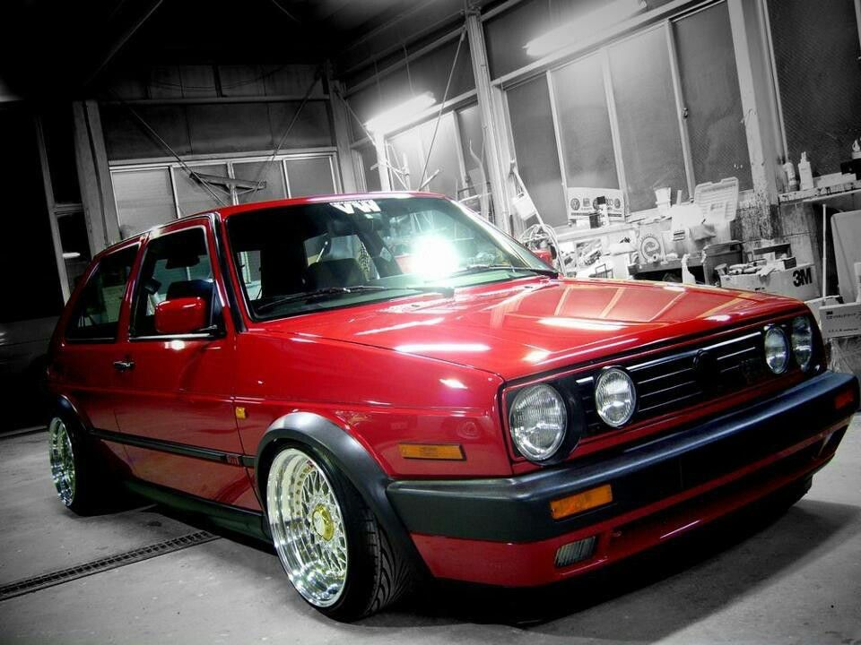golf gti mark 2 red bikes cars pinterest vw cars. Black Bedroom Furniture Sets. Home Design Ideas