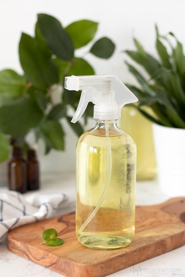 DIY Disinfectant Spray BEST Homemade DIY Disinfecting