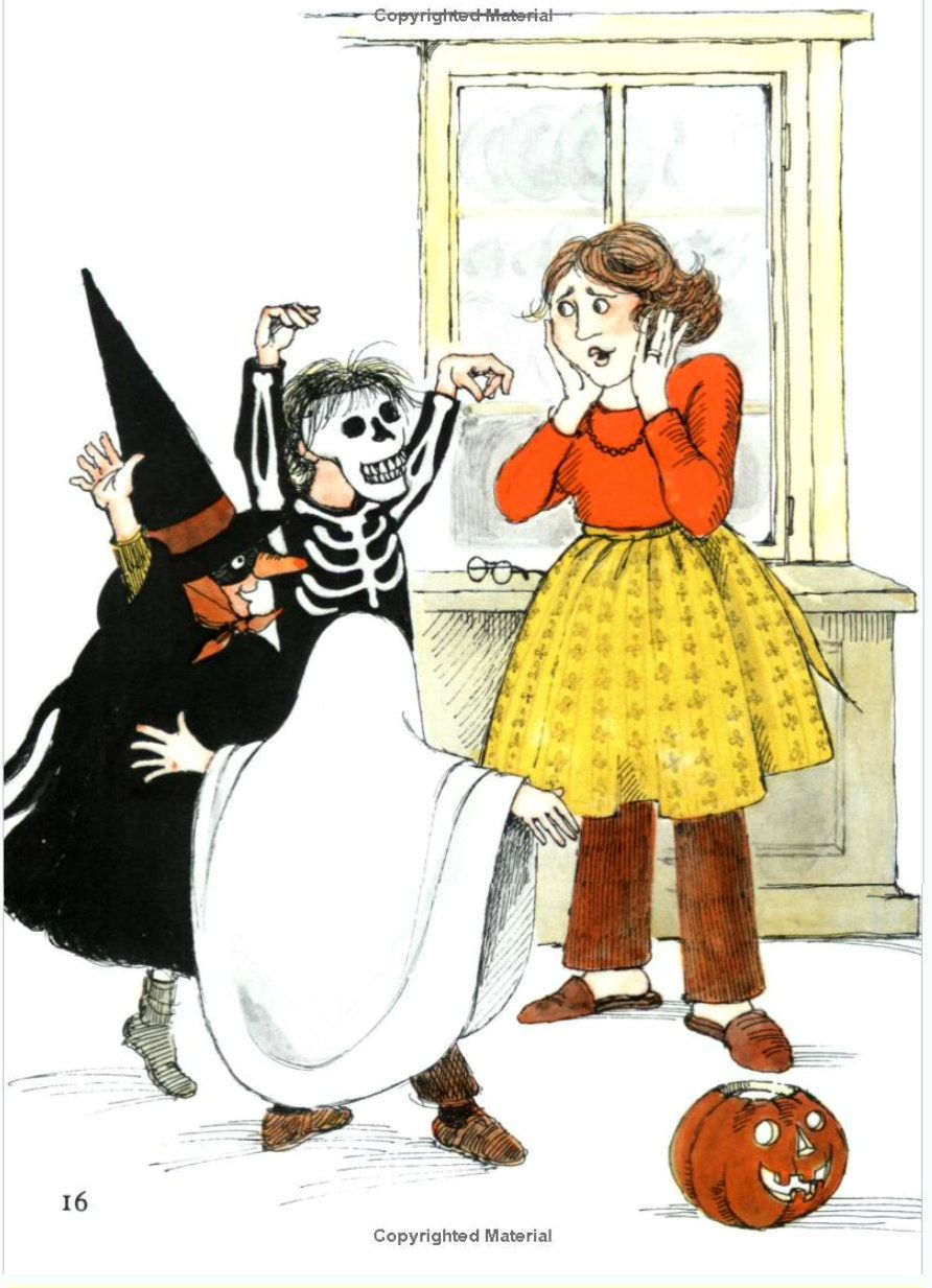its halloween by jack prelutsky illustrated by marylin hafner