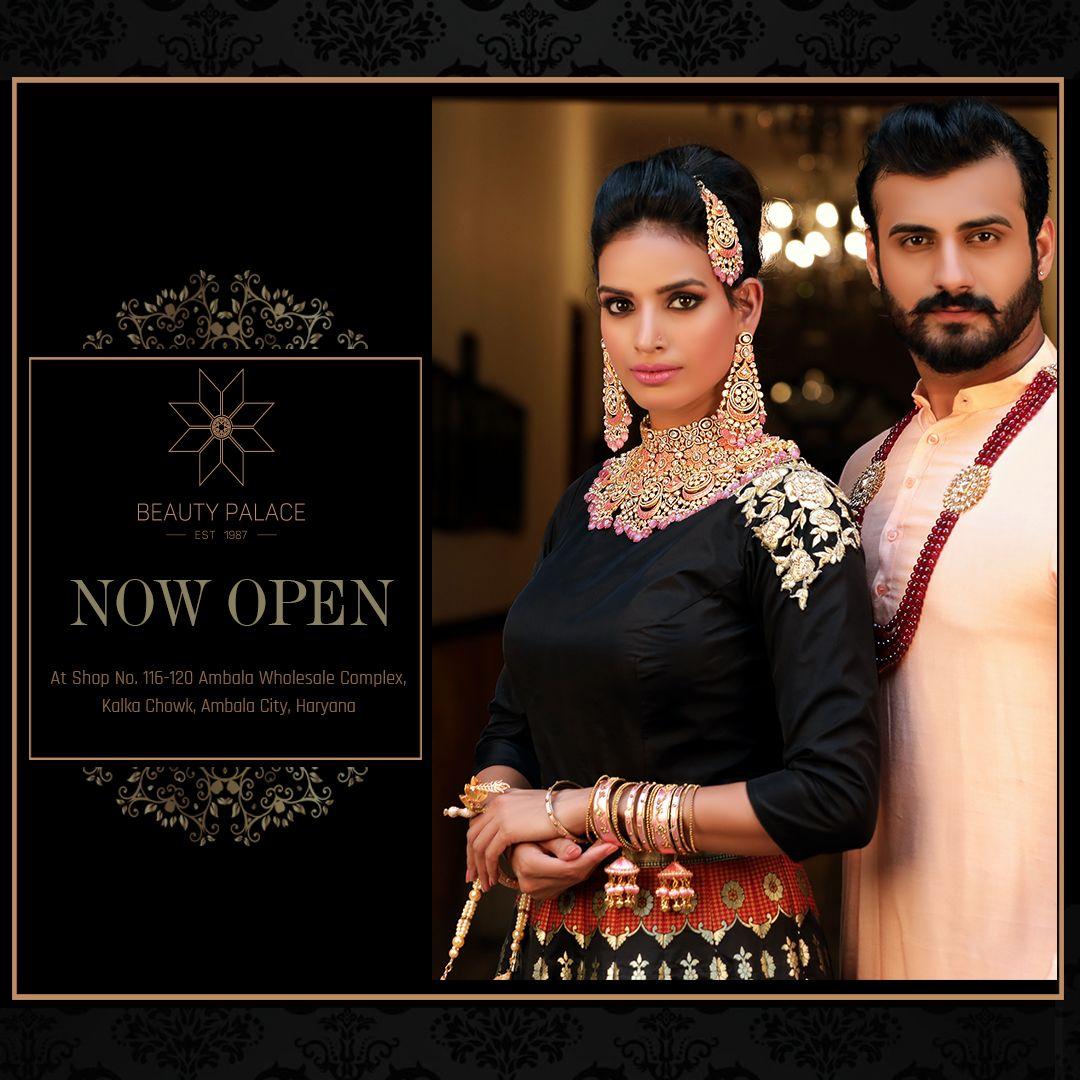 Buy Beautiful Artificial Designer Jewellery In Ambala City Haryana Beauty Palace Ambala Beauty Shopping Palace
