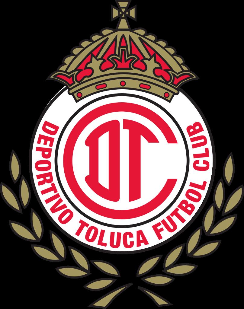 deportivo toluca fc f tbol logos pinterest rh pinterest co uk mexico soccer team logo 256x256 mexico football team logo