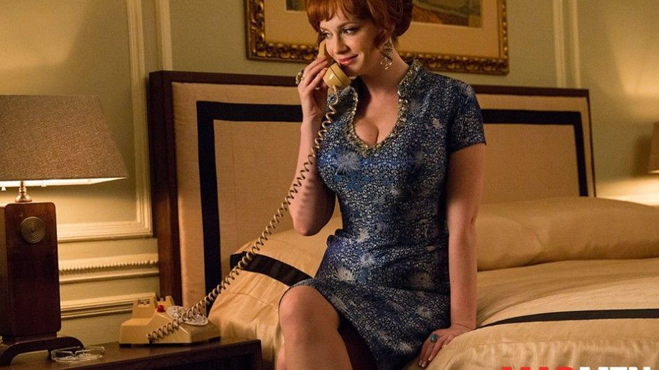 """#Joan was a great character on the show """"#MadMen.""""  #television http://ecosalon.com/3-awesome-ways-joan-used-her-womanly-ways-to-crush-the-mad-men-ad-worlds-masochism/"""