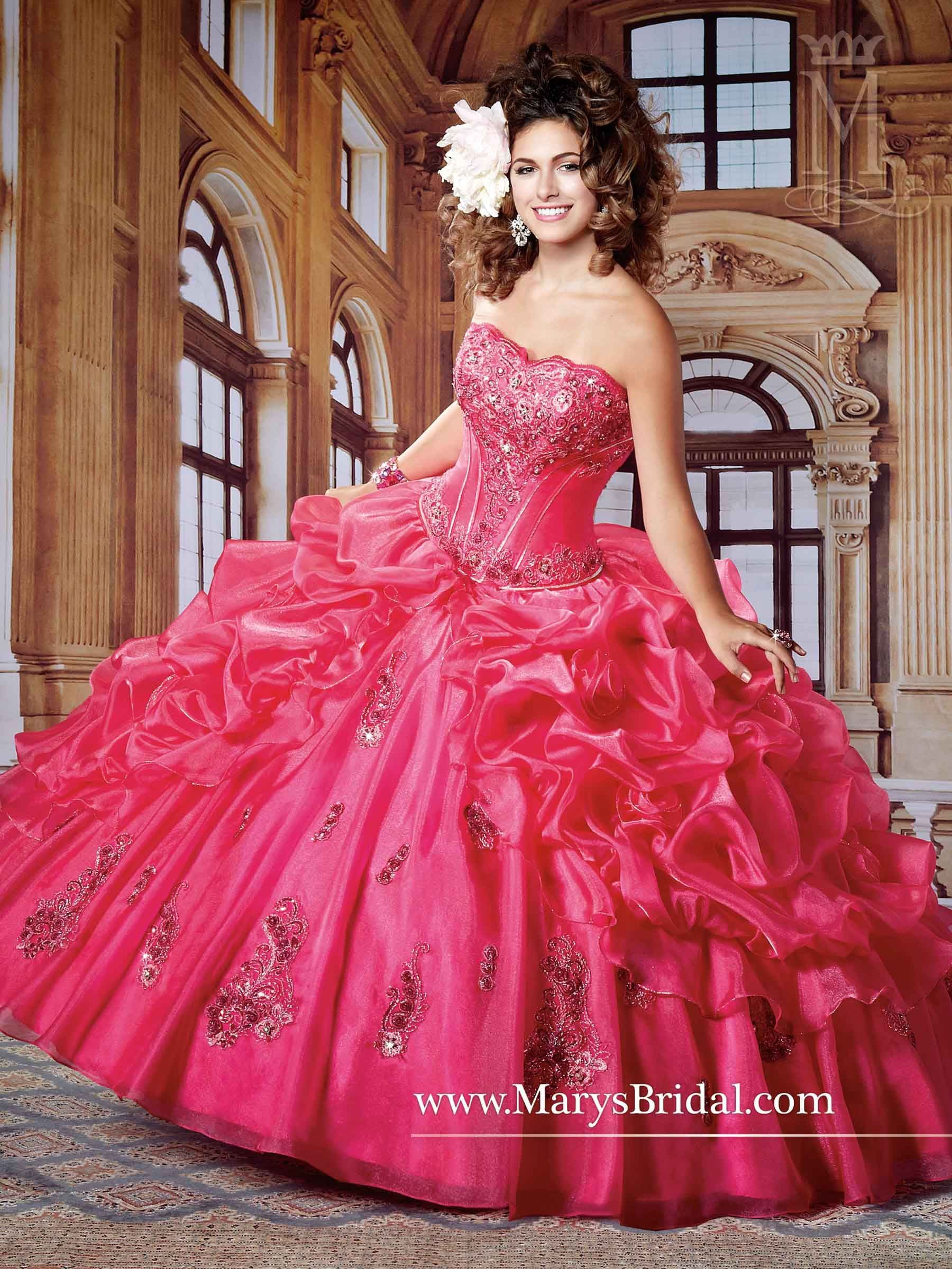 Quinceanera - Beloving - Style: 4474 by Mary\'s Bridal Gowns #sweet15 ...
