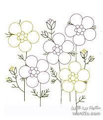 نتيجة بحث الصور عن رسومات التطريز بشرائط الساتان Embroidery Craft Embroidery Inspiration Embroidery Patterns