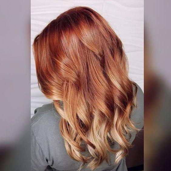 17 nuances de roux hair pinterest cabello color de. Black Bedroom Furniture Sets. Home Design Ideas
