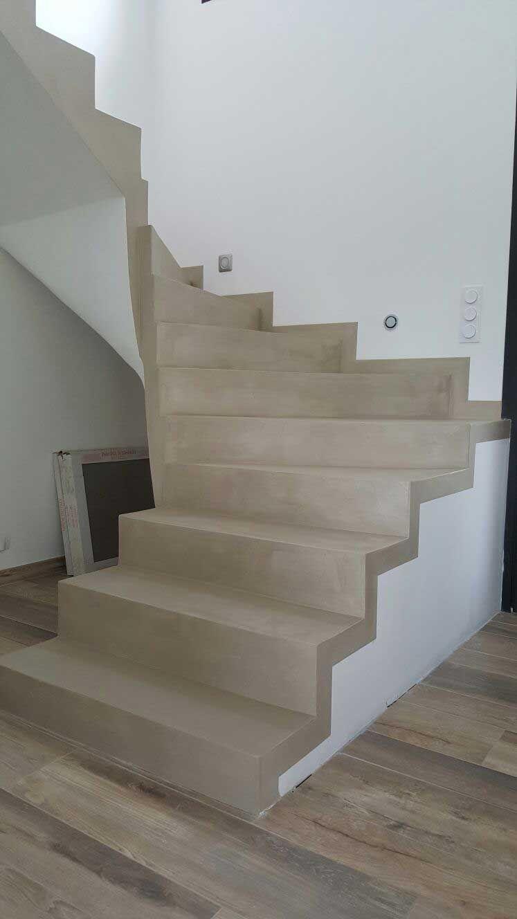 Title Avec Images Escalier Beton Cire Escaliers Maison Renovation Vieille Maison
