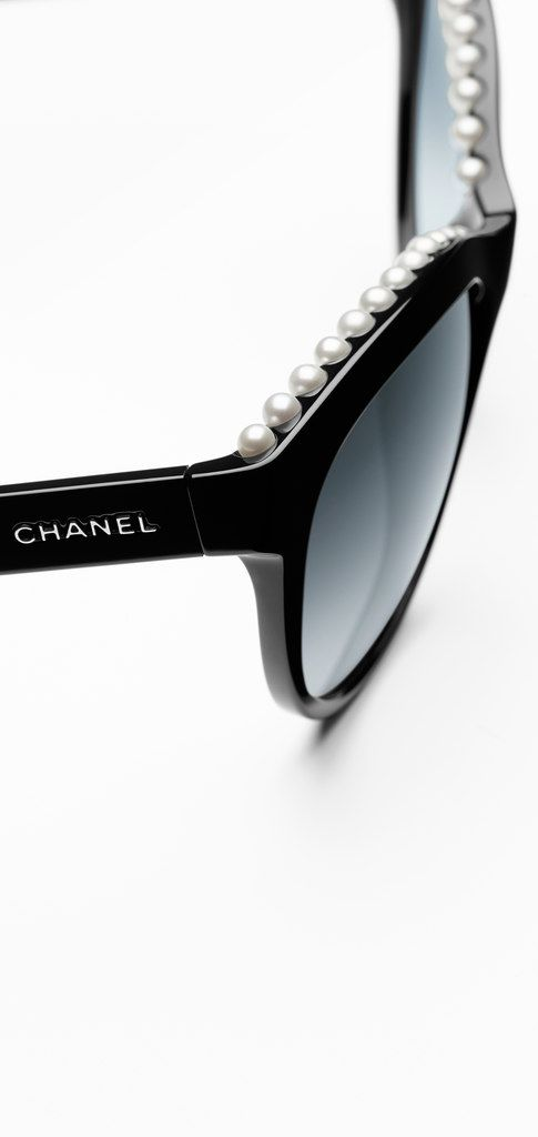 21ea6e77e3 Chanel Pearl Sunglasses