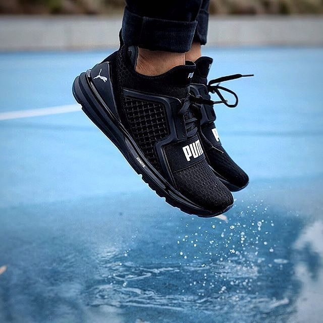 Puma Ignite Limitless  Black  e9aec58b4