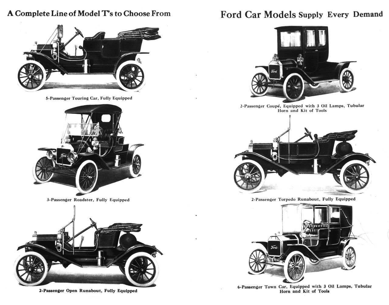 Ford Model T Pictures Information And Specs Classic Ford