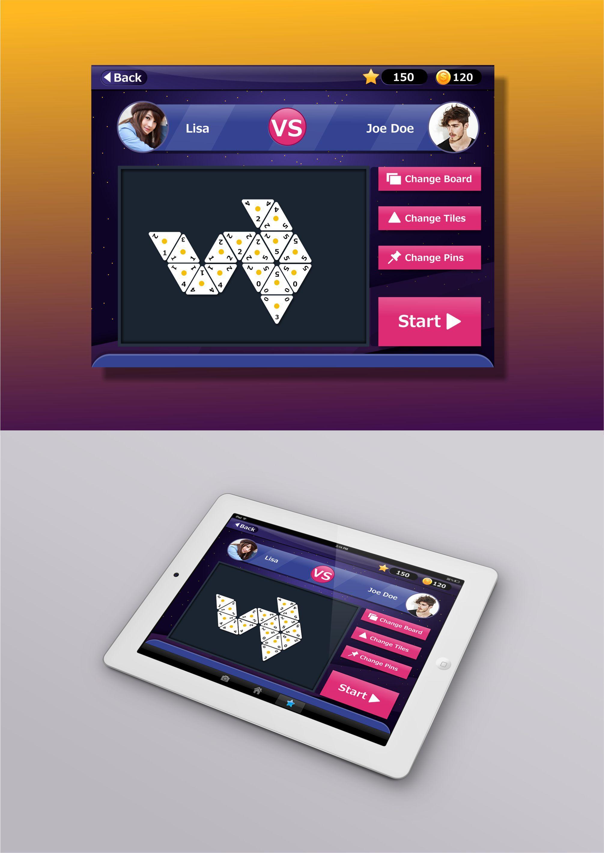 Pin di App,Game,UI/UX