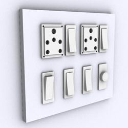 Switchboard: Main Circuit Board Of The House
