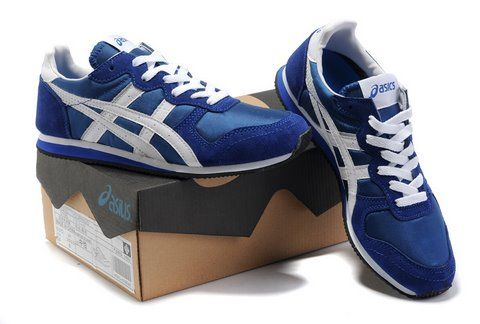 asics corrido sneakers shoes blue white onitsukatiger