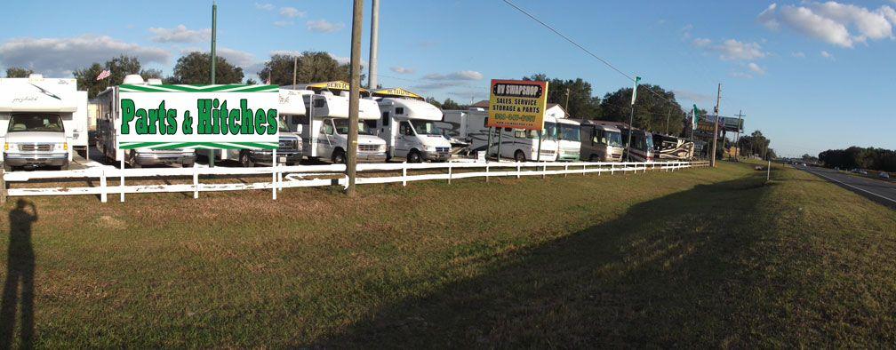 RV Swap Shop Show Center  Summerfield, FL