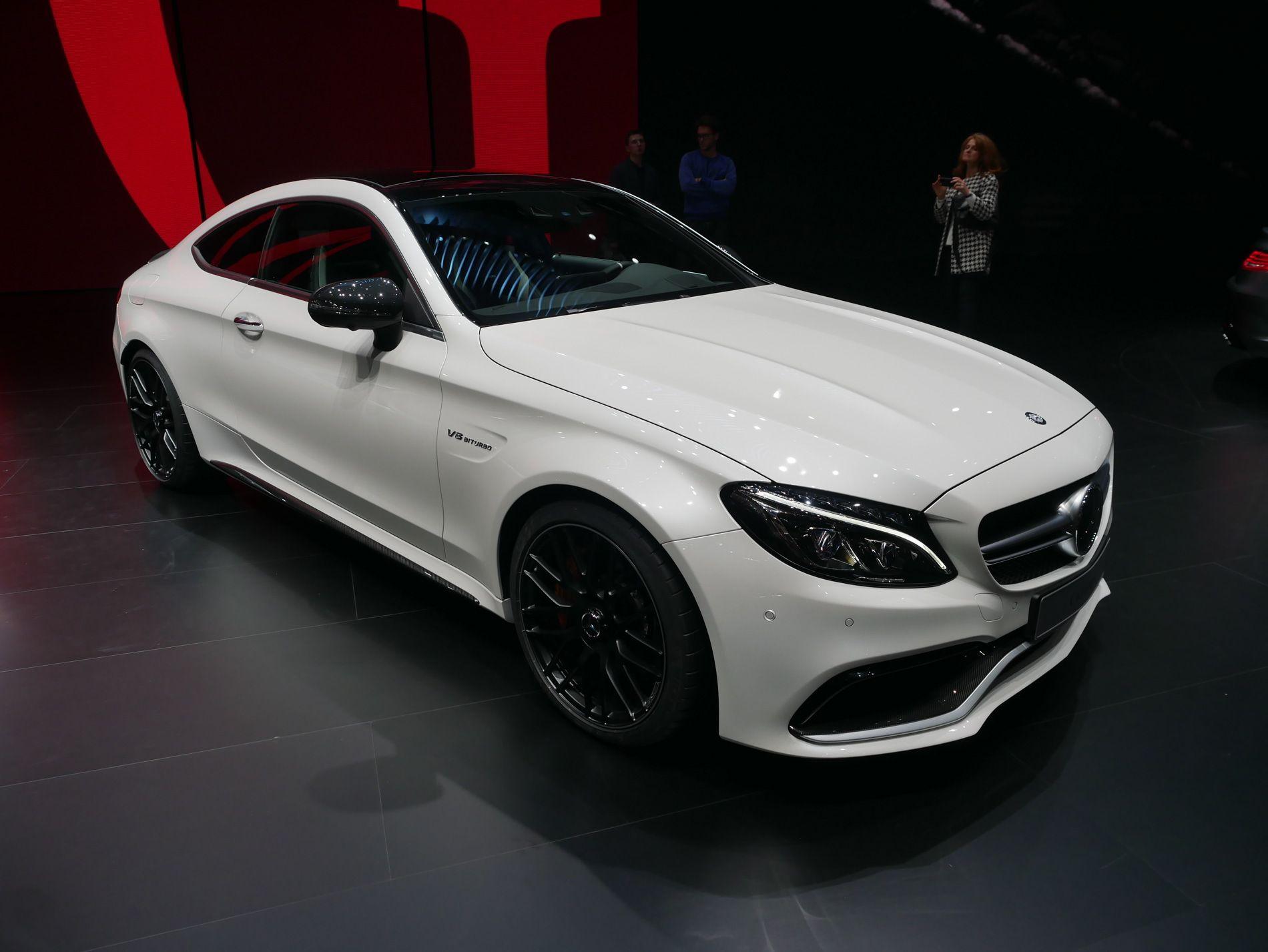2016 Mercedes Benz C Cl Coupe 2017 Frankfurt Auto Show Http