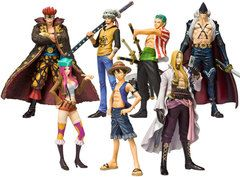 Exceed super molding soul one piece hundred million; rookie BOX Bandai May reservation