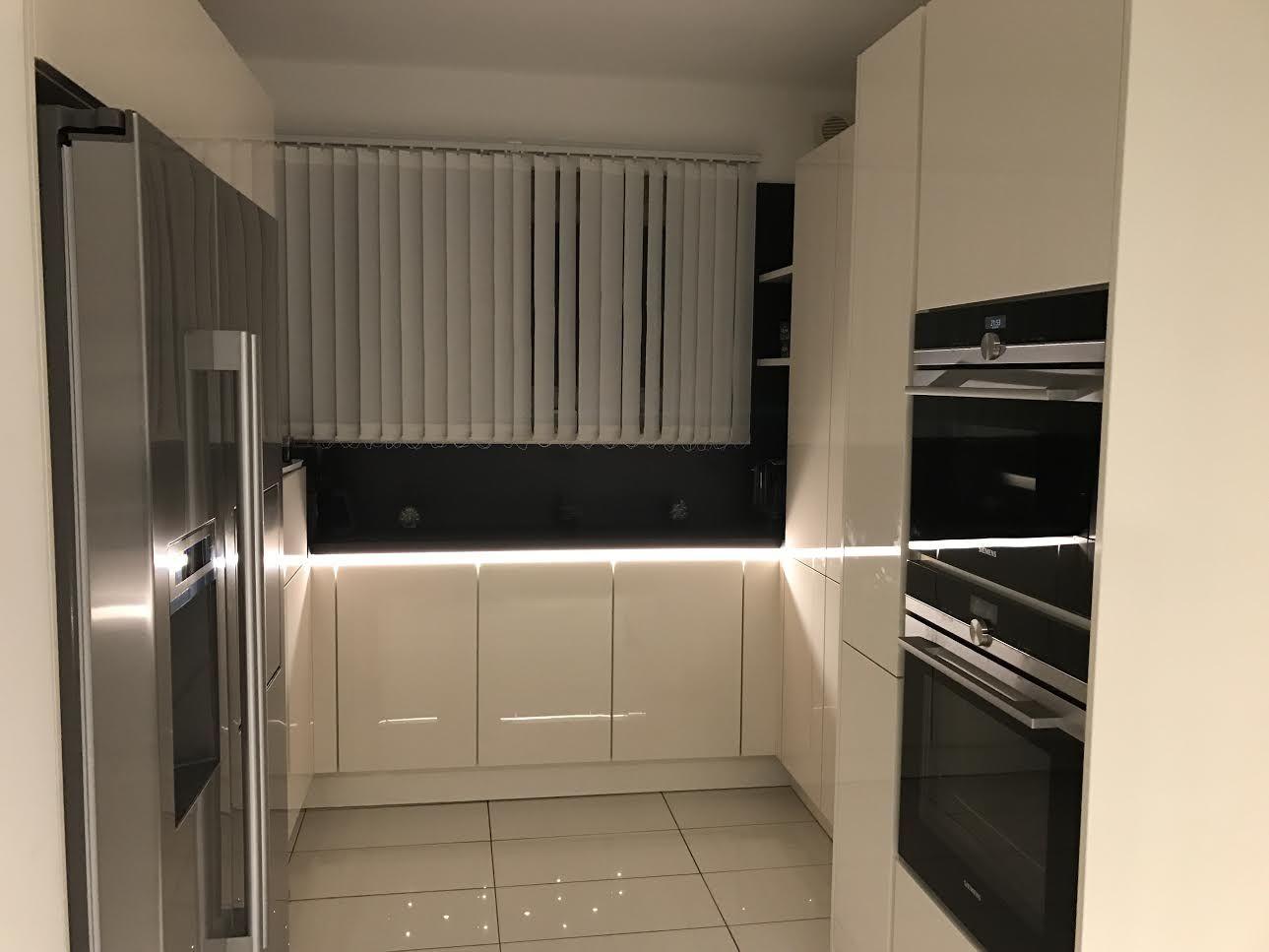 Hochglanz, Lack, Fronten, Küchenfronten, Inspiration, Küche Design ...
