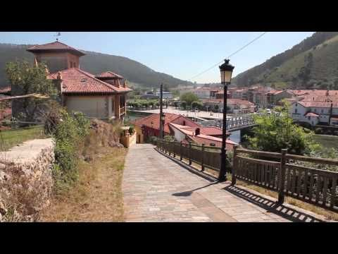 San Vicente De La Barquera Camino Del Norte Etapa 16 San Vicente Santiago De Compostela Camino
