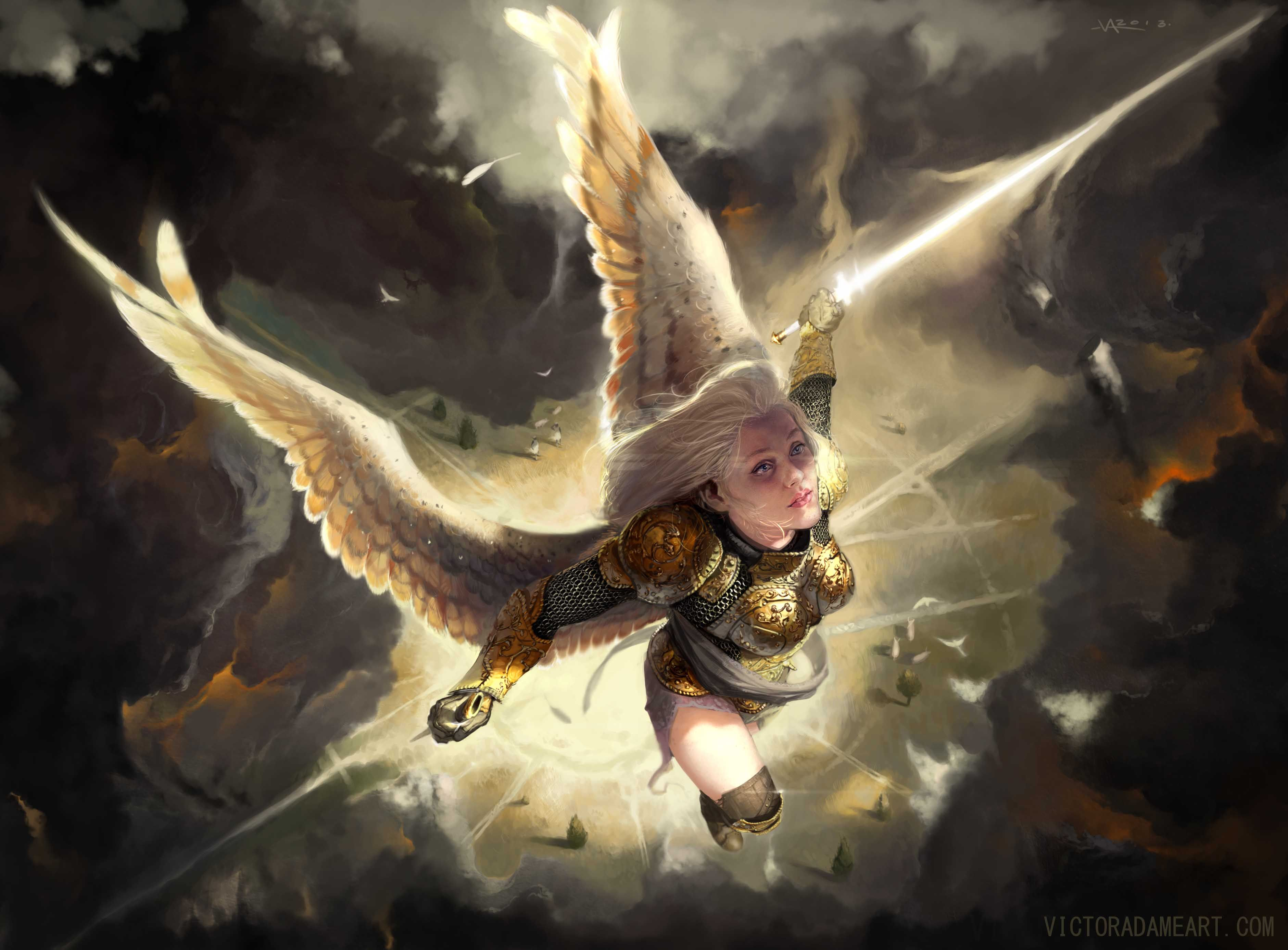 angel concept art - Google Search | angel wings ...