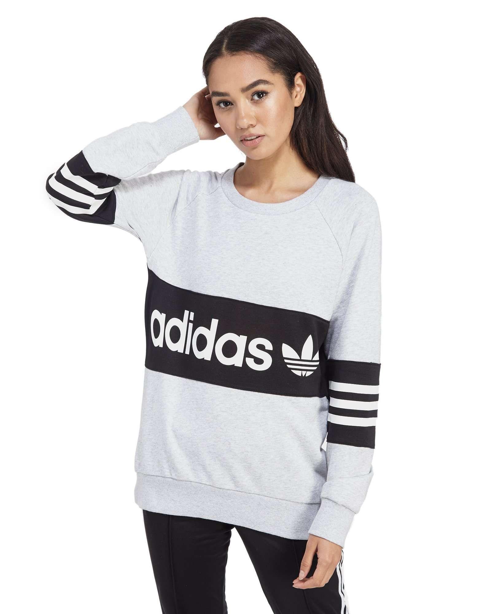 adidas Originals Street Crew Sweatshirt - Shop online for adidas Originals  Street Crew Sweatshirt with JD