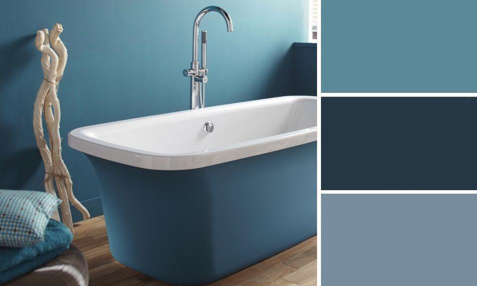 Quelles couleurs se marient avec le bleu photos d co et recherche for Deco quelle couleur avec le wenge salle de bain