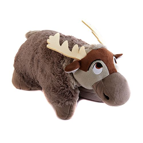 Disney Animal Pillow Pets : 370956 Disney Frozen Sven Pillow Pet Holidays Pinterest Best Pillow pets ideas