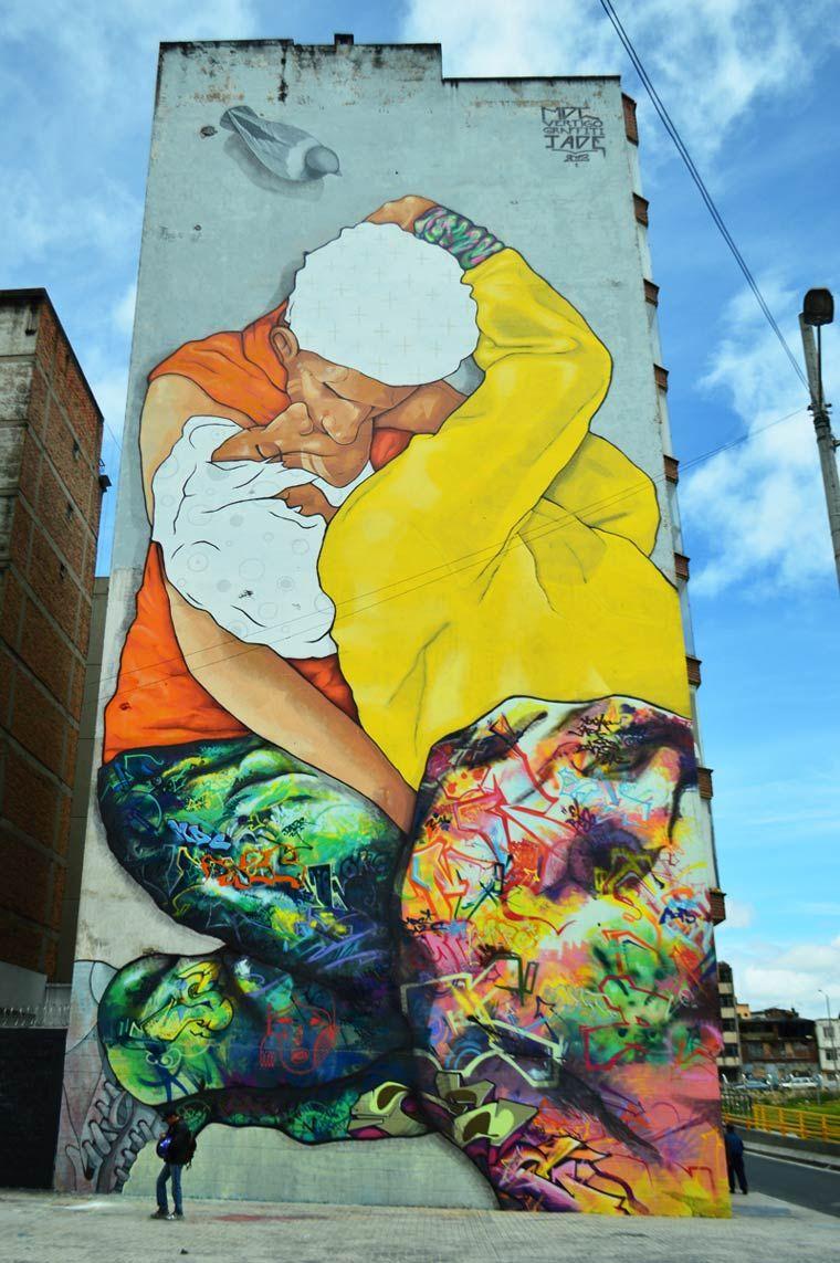 DREAM – Le street art de Jade Rivera   Street art, Jade and Street