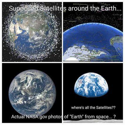 Flat Earth Proof Facts Nasa Lies Memes
