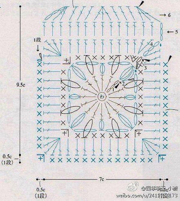 Porte-monnaies - Fleurs et Applications au Crochet | crochet ...