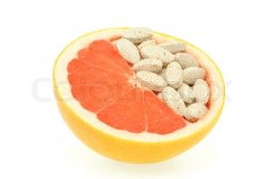 How Grapefruit May Get You Pregnant   The Feronia Project