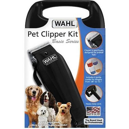 Wahl Pet Clipper Kit Basic Series Walmart Com Dog Clippers Hair Clippers Wahl