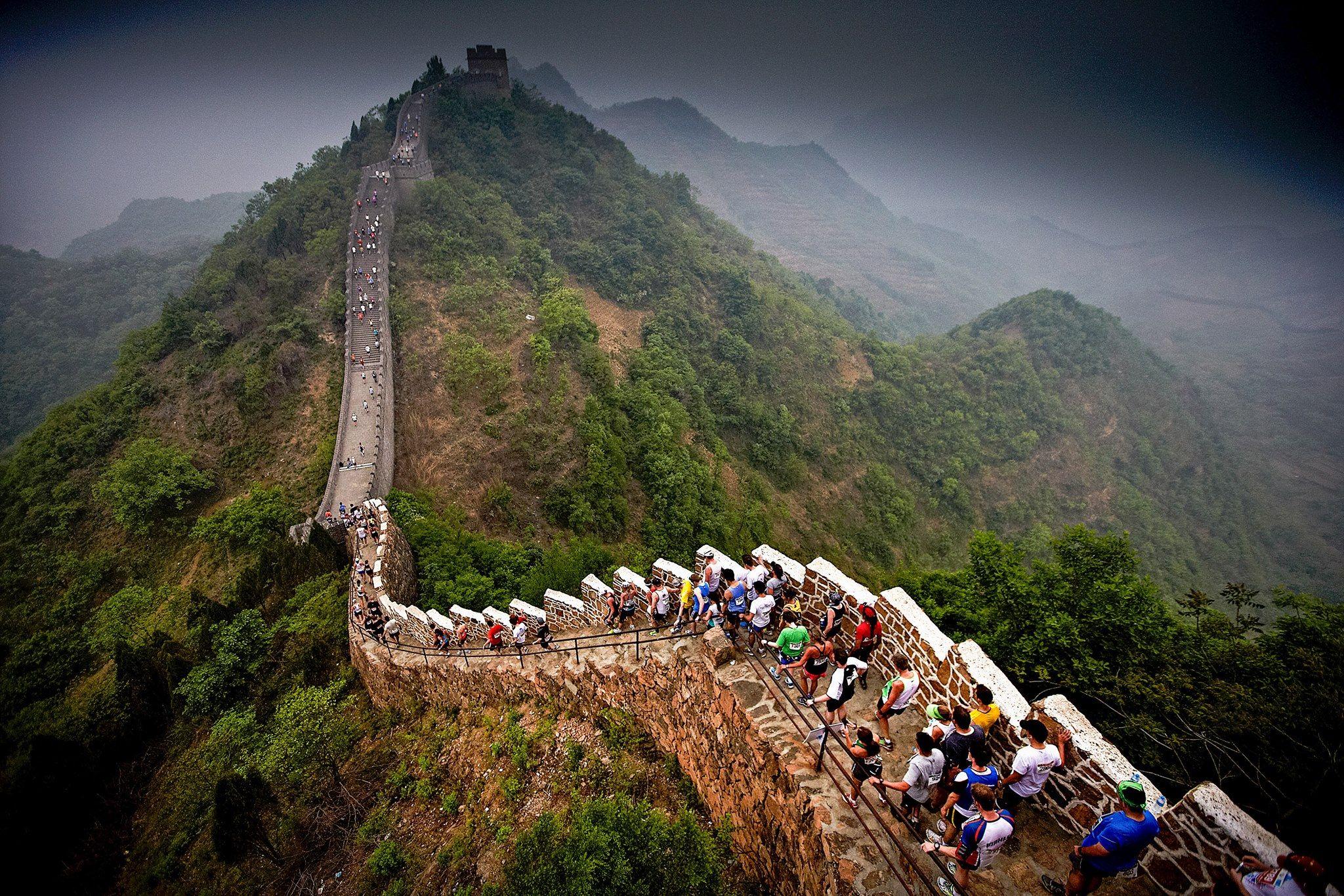 Great Wall Marathon Httpgreatwallmarathoncomonline - Great wall marathon