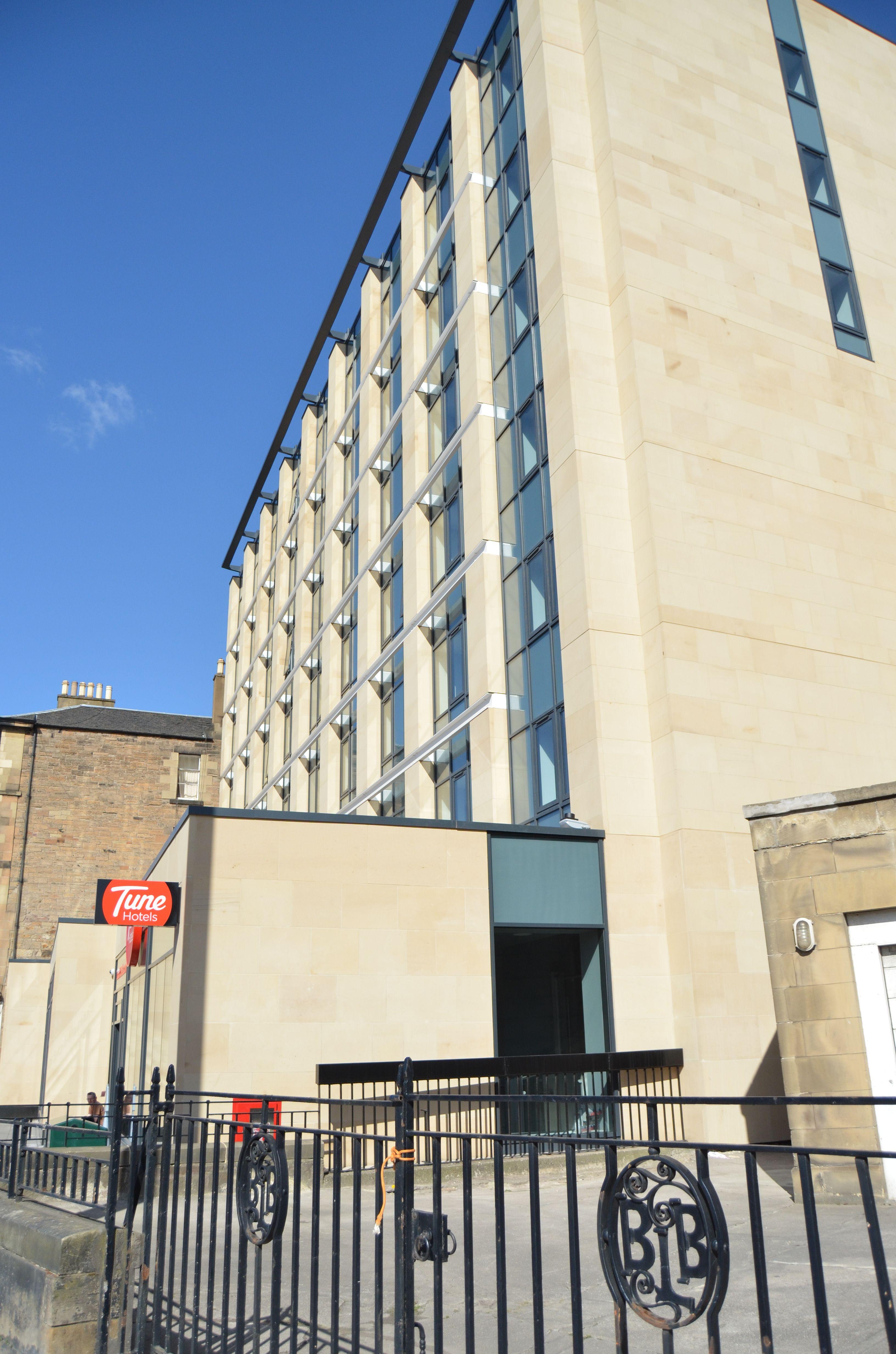 Hotel Edimburgo