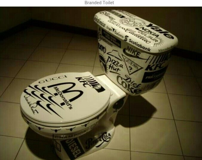 Explore Funny Toilet Seats, Toilet Humour And More!